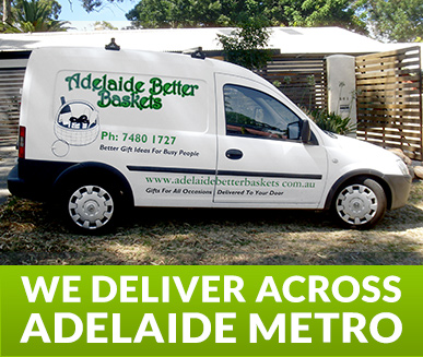 Adelaide Metro Delivery