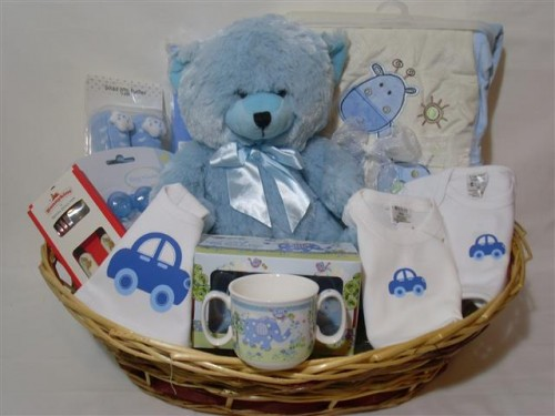 Bonney Baby Boy Gift Hamper
