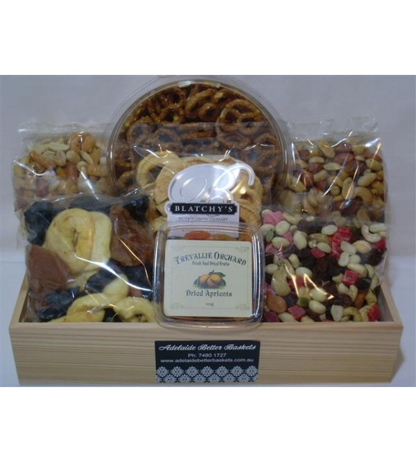 Adelaide better gift baskets 08 7480 1727 gourmet gift hampers fruit nut negle Gallery
