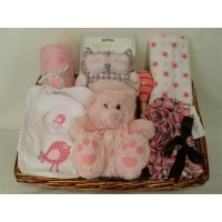 Baby Girl Play Box