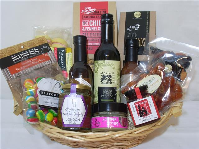 Adelaide better gift baskets 08 7480 1727 gourmet gift hampers taste of south australia no1 negle Gallery