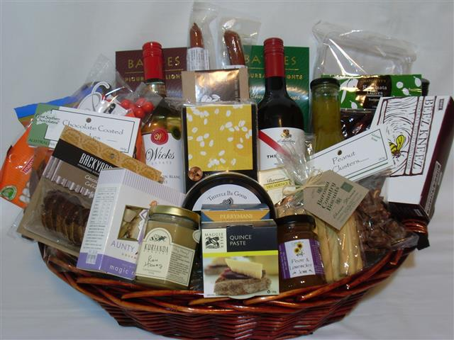 Adelaide better gift baskets 08 7480 1727 gourmet gift hampers taste of south australia no3 negle Gallery
